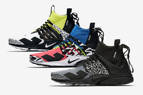 b24e578f96e9 Patta Announces a Raffle for the ACRONYM x Nike Air Presto Mid