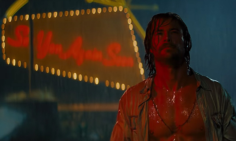 'Bad Times at the El Royale' Trailer Delivers Hellish Vibes