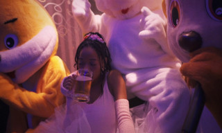 "Kilo Kish Lives Out Her Ultimate Video Game Fantasy in New ""Elegance"" Visual"