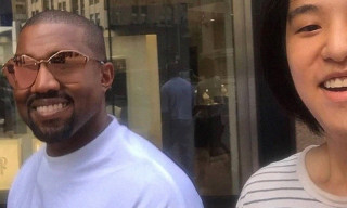 Would You Cop Kanye West's Prada Women's Sunglasses?