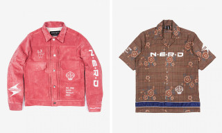 clothsurgeon Debuts Bespoke Apparel Exclusively for N.E.R.D