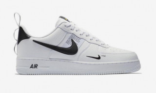 Nike's Air Force 1 LV8 Utility Returns in an OFF-WHITE-Inspired Makeover