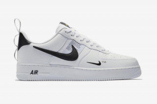 Nike Air Force 1 Low Lv8 Utility Black White Release Date