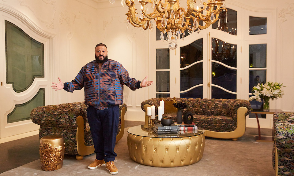 "Best Home Interior Design: DJ Khaled Announces Luxury ""We The Best Home"" Furniture Line"