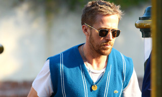 The Drip | Ryan Gosling Wears Vintage Lacoste for a Bad Boy Twist on Prep