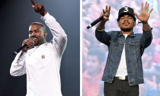 Kanye West Is in Chicago Working on Chance the Rapper's New Album