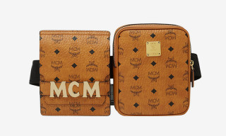MCM Drops New Luxury Cross-Body Bags for FW18