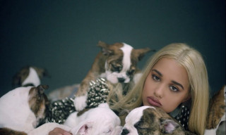 "Tommy Genesis Ejaculates Champagne to Challenge the Male Gaze in ""100 Bad"" Video"