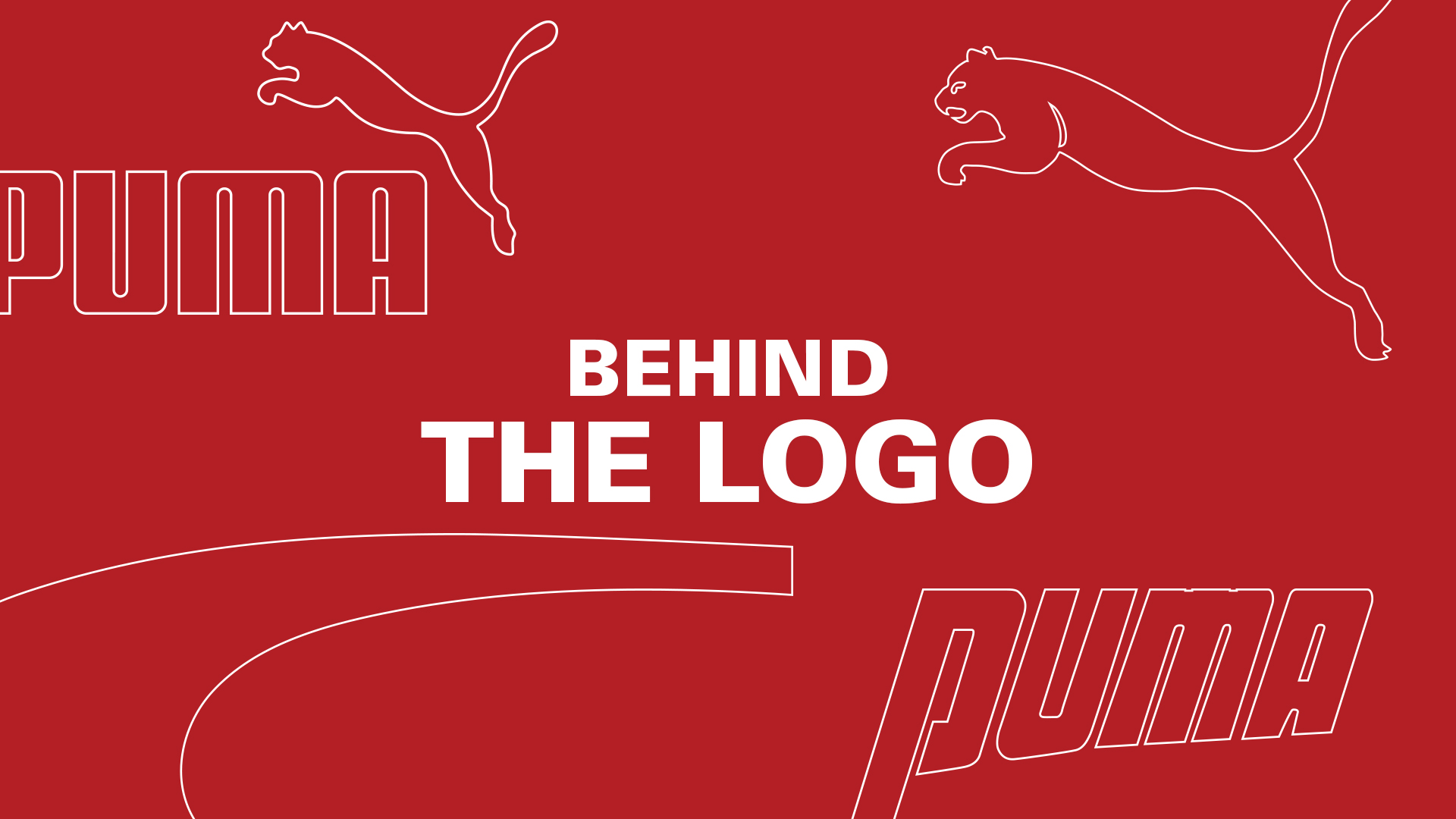 everything you need to know about puma s iconic cat logo
