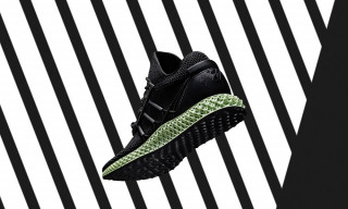 An Exclusive Look at Y-3's Latest Futurecraft-Equipped RUNNER 4D In Black