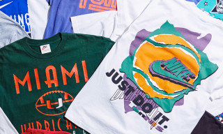 These Vintage Nike Tees Will Have You Feeling Like a Kid Again