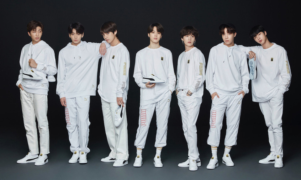 Here s How to Cop BTS  Exclusive PUMA Basket Sneaker 3841b82be