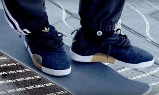 Miles Silvas Debuts adidas Skateboarding's 3ST.003 Sneaker