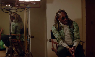 "Future Is a Porn Director in NSFW Video for ""WiFi Lit"""