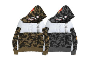 BAPE & adidas Could Be Releasing Shark Hoodies and Football Cleats in 2019