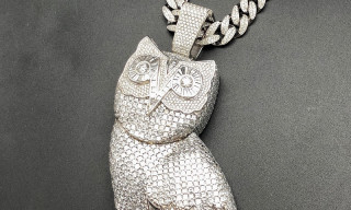 "Drake Shows OVO Owl Pendant With ""Over a Kilo of Gold"""