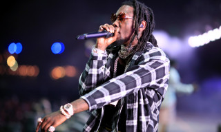 Offset Unveils New Face Tattoo In Honor of Baby Kulture