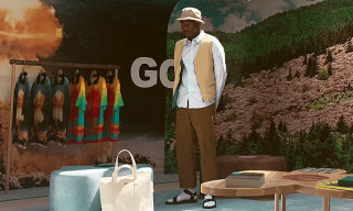 Tyler, the Creator Redesigns GOLF Flagship Store