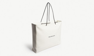 Would You Cop Balenciaga's Latest $2,000+ Shopping Bag?