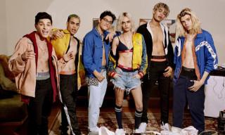 Cara Delevingne & PRETTYMUCH Debut PUMA Bodywear Campaign