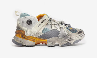 Here's How to Cop the Vetements x Reebok Genetically Modified Trainer