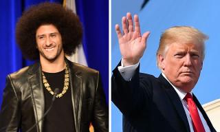 Donald Trump & The NFL Respond to Nike's Kaepernick Ad