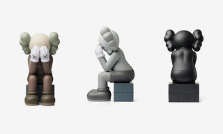 KAWS Is Bringing Back the OG 'PASSING THROUGH' Companion Figure
