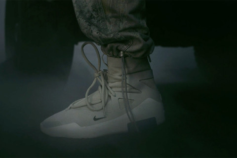 7ee1cd2201e Your First Look At the Fear of God x Nike Sneaker