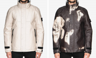 This Thermo-Reactive Stone Island Jacket Is an Instant Grail