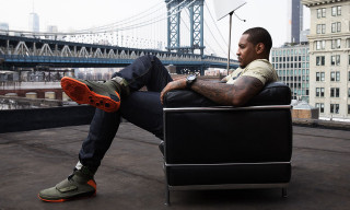 Carmelo Anthony Reveals Jordan x rag & bone Collab for NYFW