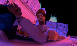 "Danny Brown Stars in alt-J's '90s Video Game-Inspired Video for ""Deadcrush (Alchemist x Trooko Version)"""