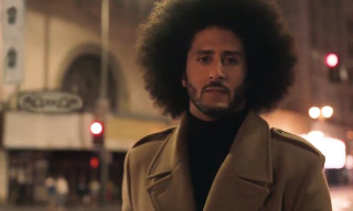 "Colin Kaepernick Speaks Out in Nike's New ""Dream Crazy"" Ad"