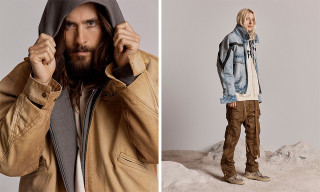 Fear of God Debuts Sixth Collection Lookbook Featuring Jared Leto