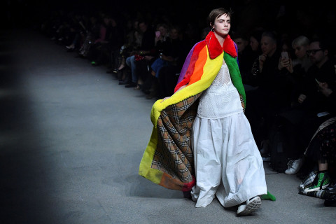 Burberry to stop burning unsold items after green criticism