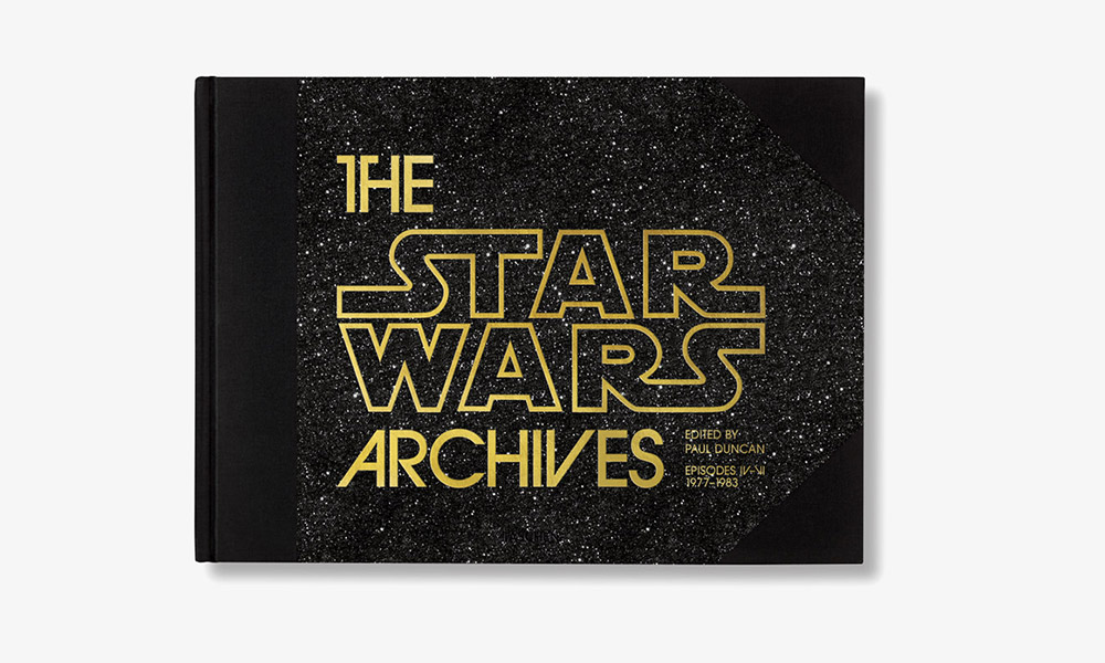 The 'Star Wars' Official Archive Book Is Now Available for Pre-Order