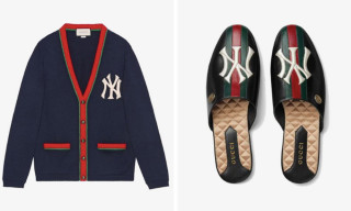 Gucci Links Up With the NY Yankees for Limited Edition Capsule
