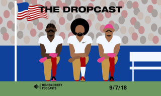 'The Dropcast' Discusses Colin Kaepernick's Controversial Nike Campaign