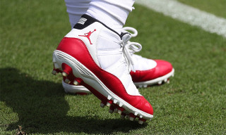 Here's a First Look at Jordan's Jumpman NFL Cleats
