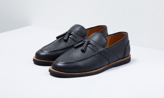 "HRS Debuts Luxe Del Rey ""Black Diamond"" Loafer"