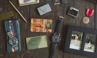 Watch Mag 'HODINKEE' Celebrates 10-Year Anniversary With Omega Collab
