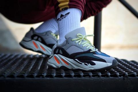 YEEZY Wave Runner 700   More of the Best Instagram Sneakers 1f3a0cca1