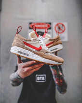 This Mars Yard-Themed Air Max 1 Is Next Level