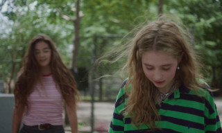 "Clairo Casually Crosses Paths With Skate Kitchen in ""Heaven"""