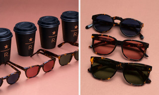 RETROSUPERFUTURE Debuts Exclusive Starbucks Reserve Sunglasses