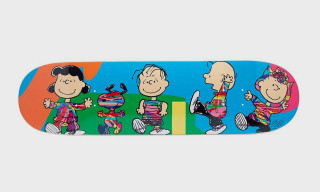 HUF & STORY Debut Exclusive 'Peanuts'-Inspired Skateboard Decks
