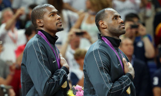 "LeBron James & Kevin Durant 2011 Rap Song ""It Ain't Easy"" Appears"