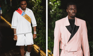 Pyer Moss Channels Decades of Black Excellence for SS19