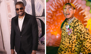 Kanye West & 6ix9ine Are Working on Music Together