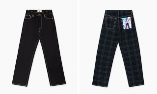 The New Unisex Pants from Eytys Are Elevated Workwear Must-Haves