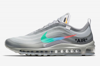 OFF-WHITE x Nike Air Max 97 Black   Menta  Sold Out Everywhere ce11e5876